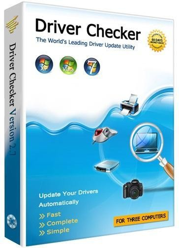 Driver Checker v2.7.4 DC 23.05.2011 Portable
