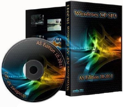 Windows XP Professional SP3 AS Edition 10.2011