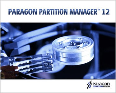 Paragon Partition Manager 12 Home 10.1.19.15721 Special Edition