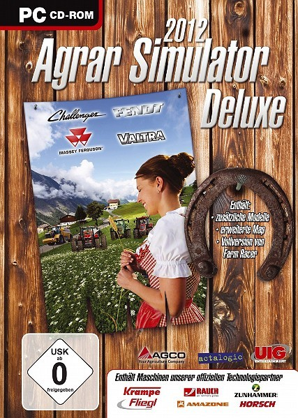 Agrar Simulator 2012 Deluxe (2011/GER)