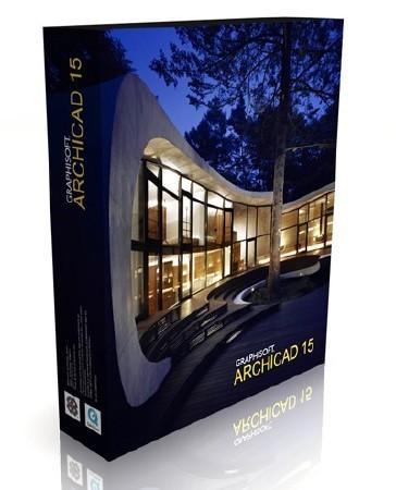 ArchiCAD 15 Rus Portable