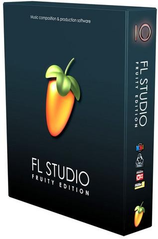 FL Studio 10 (FruityLoops)