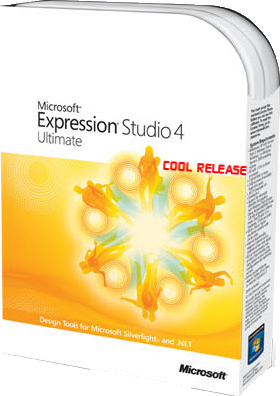 Microsoft Expression Studio 4 Ultimate By Cool Release