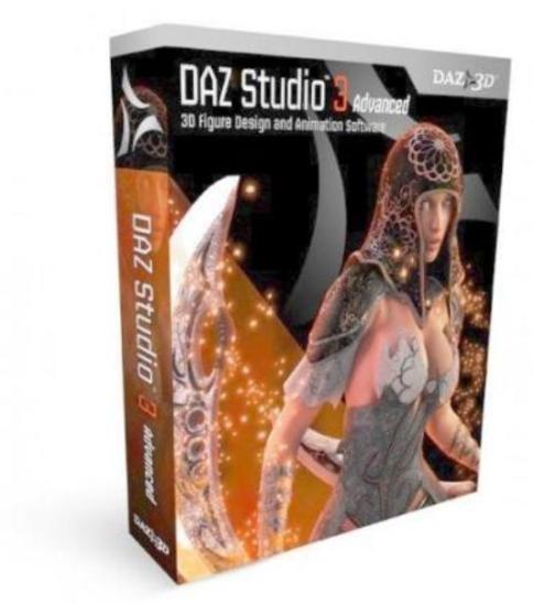 DAZ Studio Advanced v3.1.2.24 x86 Portable by Birungueta