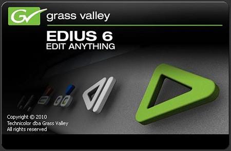 Grass Valley EDIUS 6.02 Rus