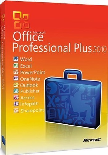 Microsoft Office 2010 Professional Plus SP1 VL 14.0.6112.5000 RePack V12.5