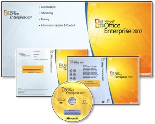 Microsoft Office Ultimate 2007 (x86/x64) Genuine