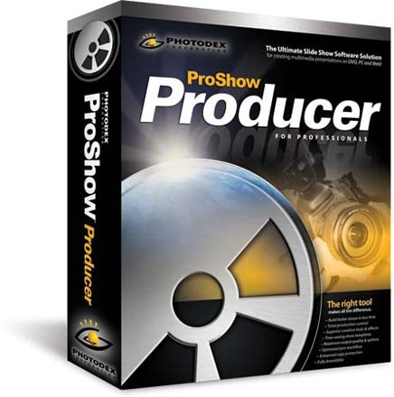 Photodex ProShow Producer v4.52.3053 + StylePack (06.2012)