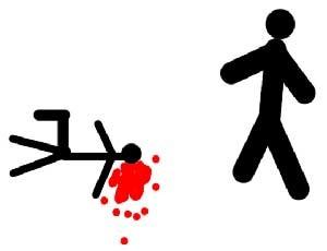 «Малышевский» бандит с «боевым» ТТ и бойцовой собакой напал на каратиста с 6-летним сыном и внезапно умер