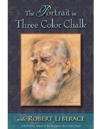 The Portrait in Three Color Chalk with Robert Liberace (2009) DVD