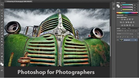 CreativeLive - Photoshop for Photographers with Ben Willmore (2012)