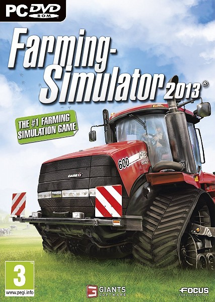 Farming Simulator 2013 (2013/ENG/RELOADED)