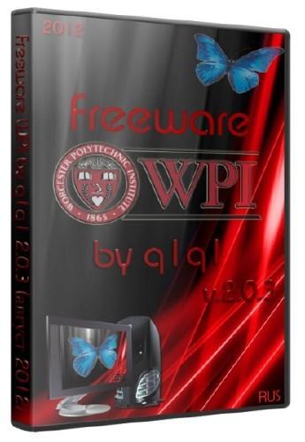 Freeware WPI by q1q1 2.0.3 (������ 2012)