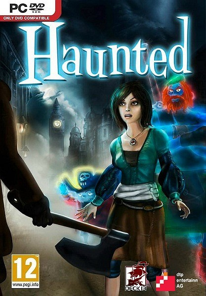 Haunted (2012/ENG/RePack R.G. Catalyst)