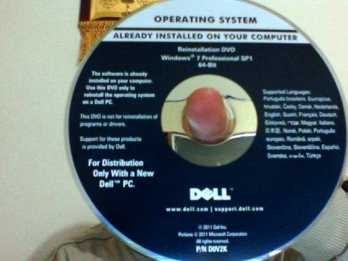 Microsoft Windows 7 DELL Ultimate