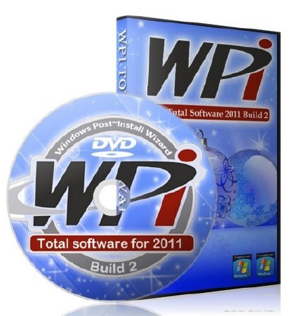 WPI Total Software 2011 Build 2 by USDE(27.12.2011)
