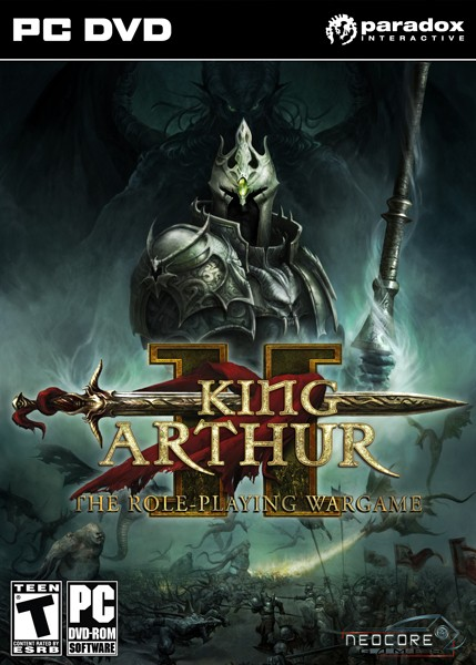 King Arthur 2: The Role-Playing Wargame (2012/ENG)