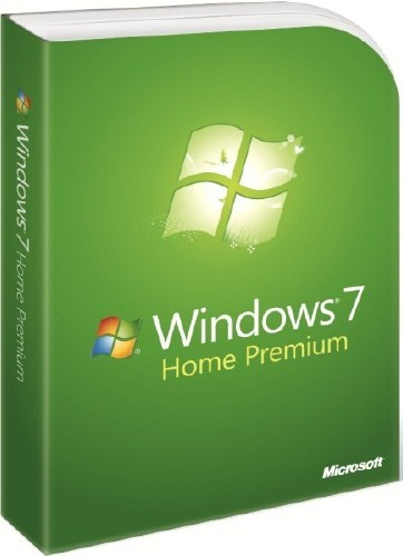 Microsoft Windows 7 Home Premium SP1 (x86 )