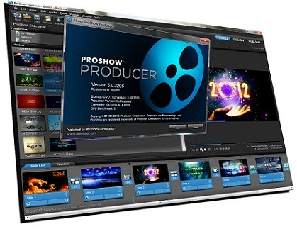 Photodex ProShow Producer v5.0.3222 + StylePack [Update 27.05.2012]