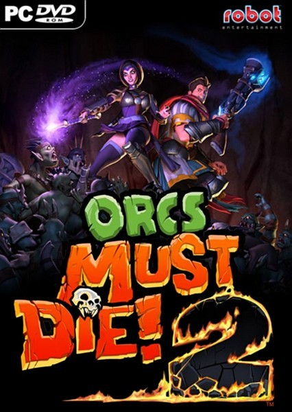 Бей орков! 2/ Orcs Must Die! 2 (2012/RUS/DEMO/No-Steam)