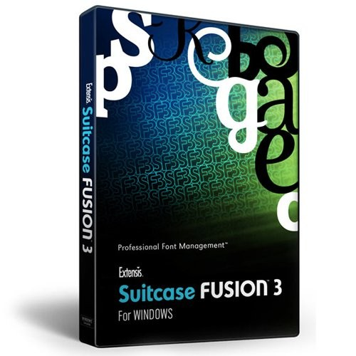 Extensis Suitcase Fusion 3 v14.0.6.205
