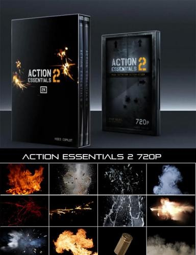Video Copilot - Action Essentials Vol.2 - 720p