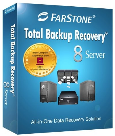 FarStone Total Backup Recovery Server v8.2 Build 20120723