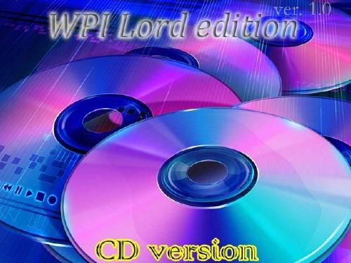 WPI Lord Edition (CD version) 1.0 [Русский]