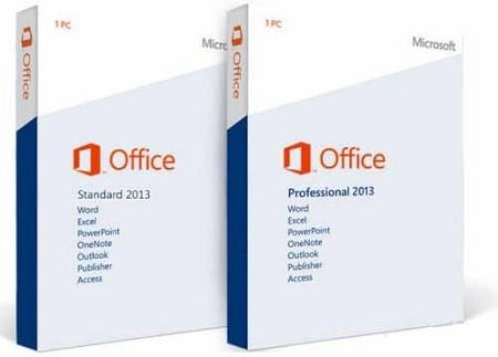 Office Professional Plus 2013 (x86/x64) Original MSDN