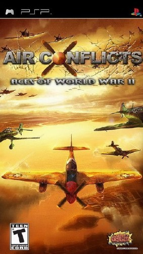 Air Conflicts: Aces of World War II (PSP)