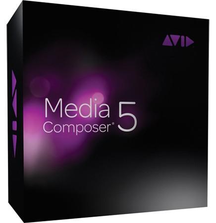 Avid Media Composer v 5.5.2