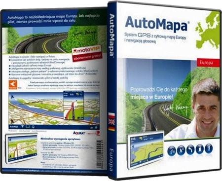 AutoMapa [ v.6.8.1d, EU с картой, 06.2011 ]