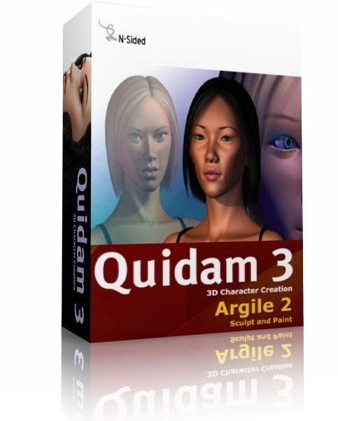 Quidаm 3.1.5 + Модели