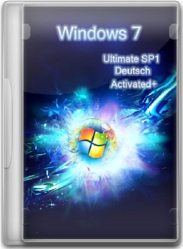 Windows 7 Ultimate SP1 Deutsch (x86+x64) 29.07.2012