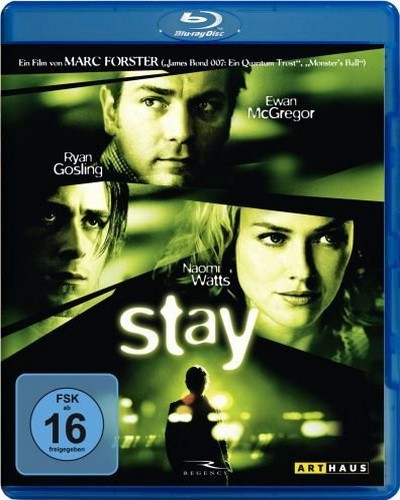Останься / Stay (2005) BDRip 720p + 1080p