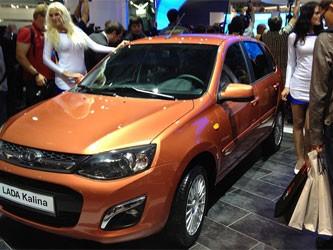 АвтоВАЗ представил Lada Kalina 2