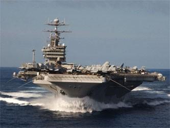 США срочно перебросили к Ирану авианосную ударную группу