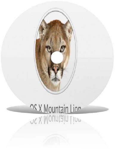 Mac OS X Mountain Lion v10.8.1 (12B19) Virgin Installer