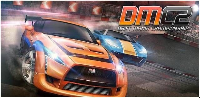 Drift Mania Championship 2 (1.0) [Гонки, RUS][Android]
