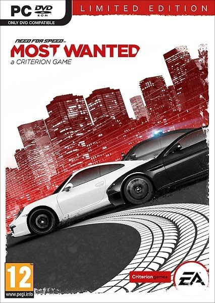 Need for Speed: Most Wanted Limited Edition (2012/RUS/Repack R.G ReCoding)