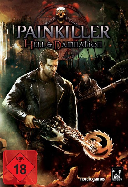 Painkiller Hell & Damnation v1.0.27204 (2012/RUS/Repack by Fenixx)