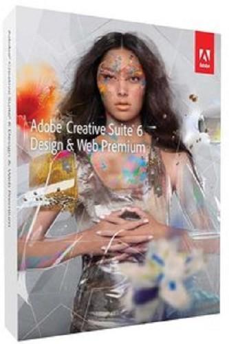 Adobe Creative Suite CS6 Design & Web Premium LS4