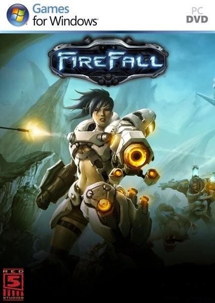Firefall (2012/ENG)