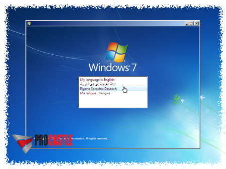 MS Windows 7 with SP1 AiO 9in1 PreActivated Multilanguage Integrated May 2011