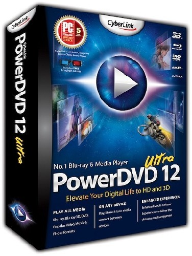 CyberLink PowerDVD Ultra 12.0.1620.54 Multilingual