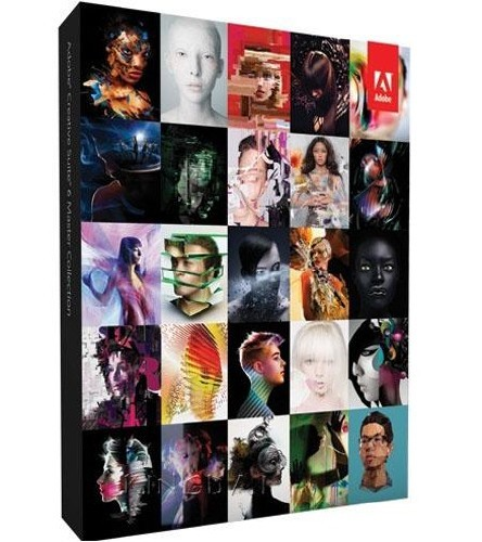 Adobe Creative Suite 6.0 Master Collection LS16 ESD-ISO