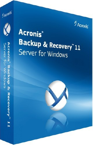 Acronis Backup & Recovery Server 11.0.17438 + Universal Restore