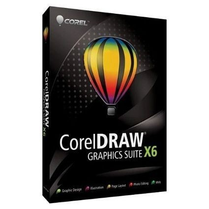 CorelDRAW Graphics Suite X6 16.1.0.843 SP1 Retail + Content