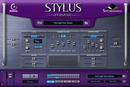 Spectrasonics Stylus RMX 1.9.6e (All updates + expansion libraries)