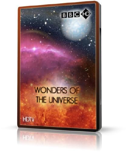 BBC: Чудеса Вселенной. Посланники / Wonders of the Universe. Messengers (2011) HDTVRip
